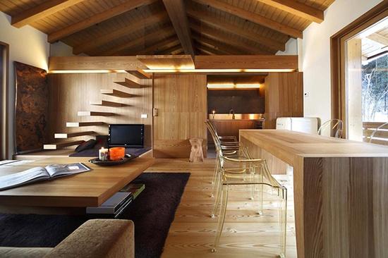sáng tạo độc đáo từ gỗ