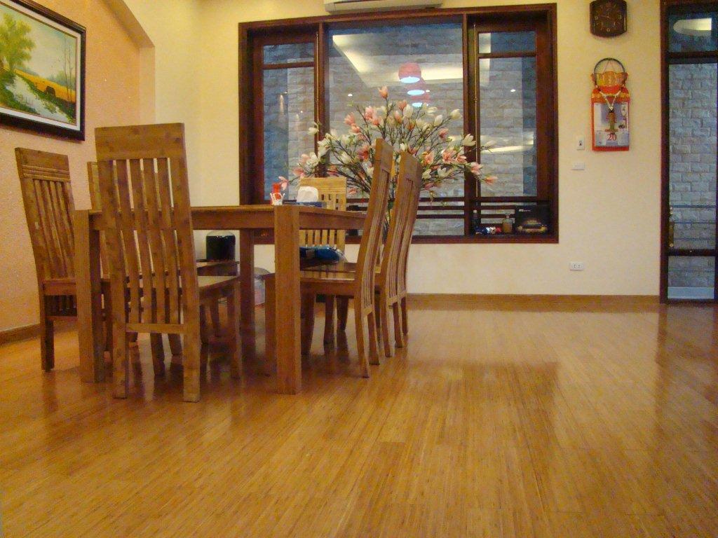nội thất sàn gỗ