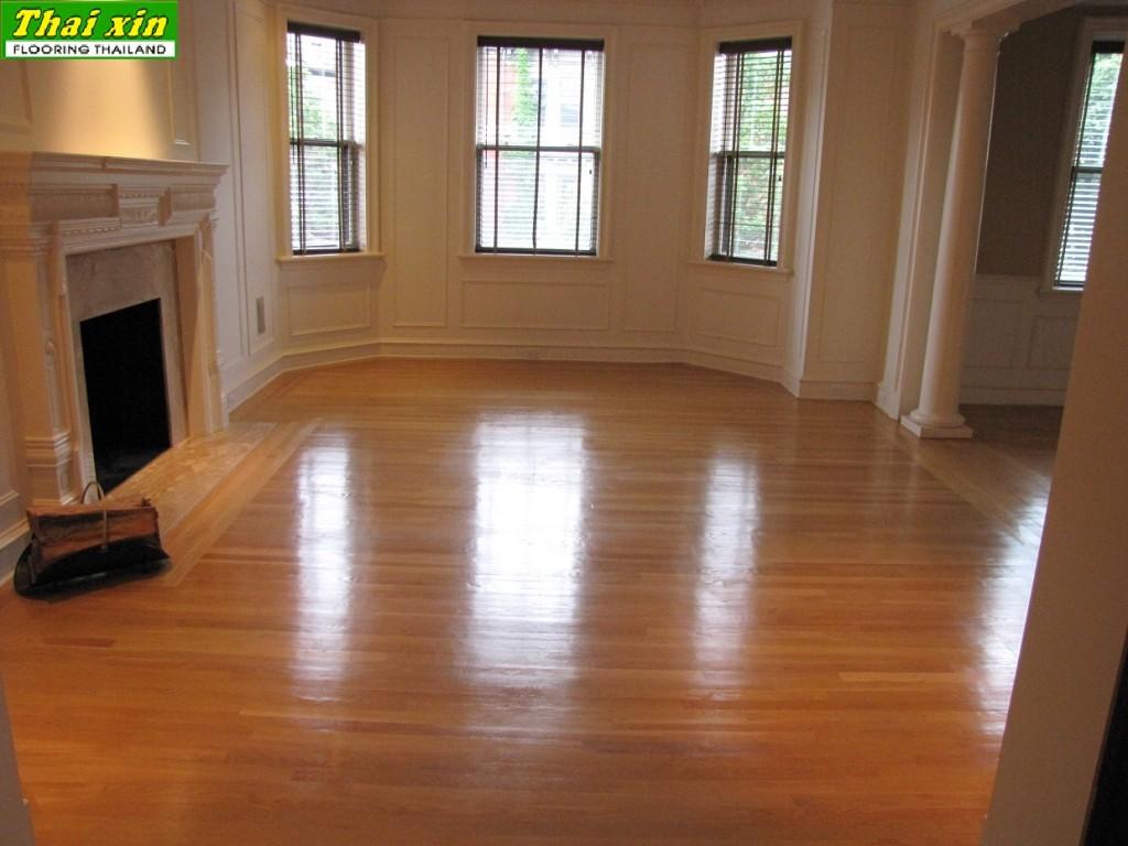 sàn gỗ mới