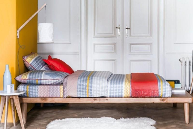 Bộ sưu tập sàn gỗ cho phòng ngủ đẹp ngất ngây năm 2017 page 8