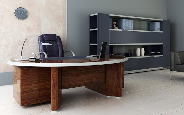 bàn ghế gỗ văn phòng