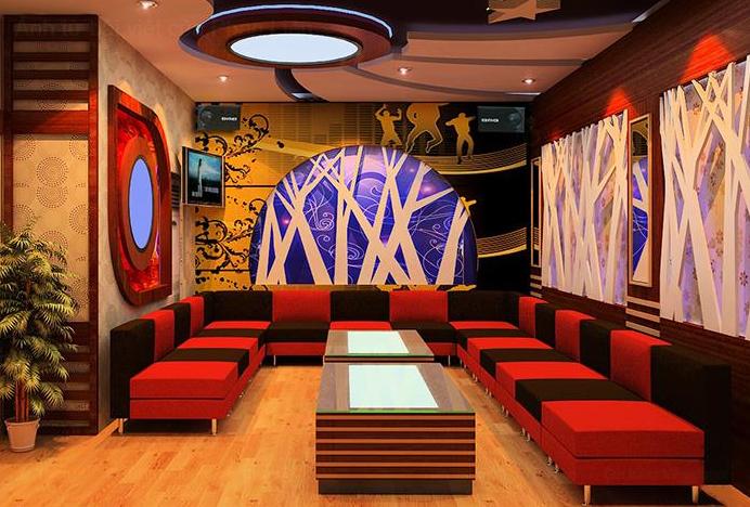 bàn ghế karaoke đẹp