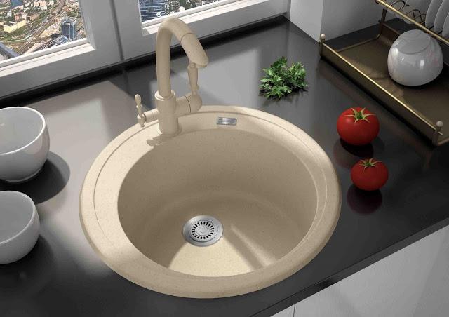 bồn rửa nhà bếp - mẫu số 1