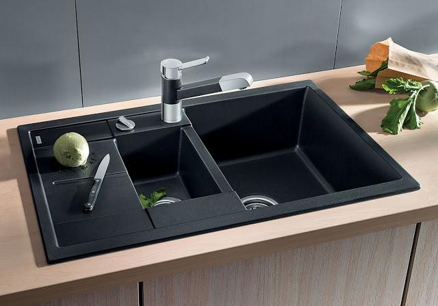 bồn rửa nhà bếp - mẫu số 2