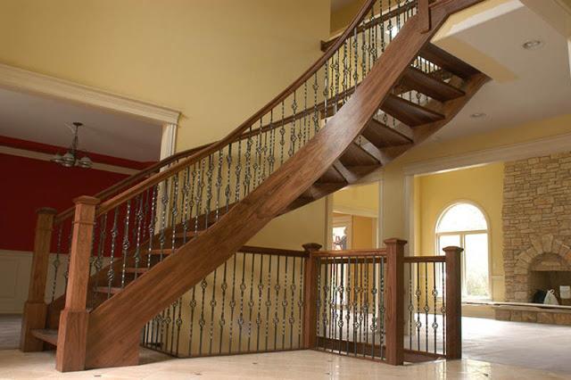 cầu thang đẹp - mẫu số 5