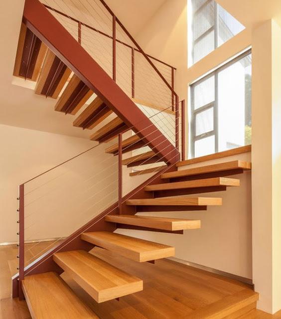 cầu thang cho nhà đẹp - mẫu số 1