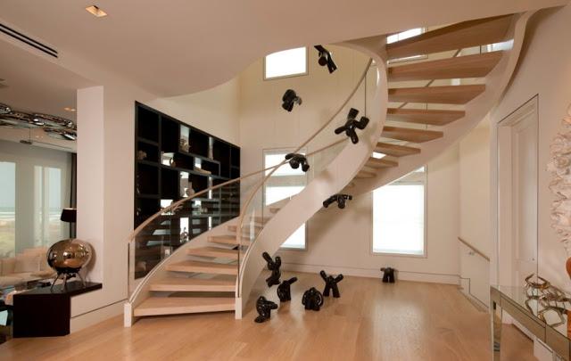 cầu thang cho nhà đẹp - mẫu số 3