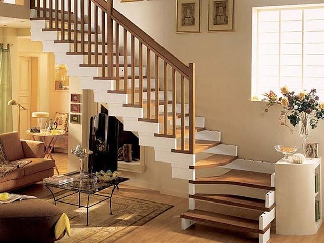 cầu thang cho nhà đẹp - mẫu số 5