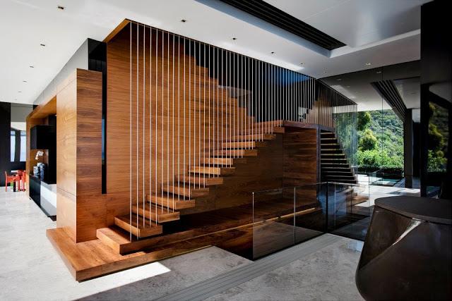 thiết kế cầu thang mở- mẫu số 1