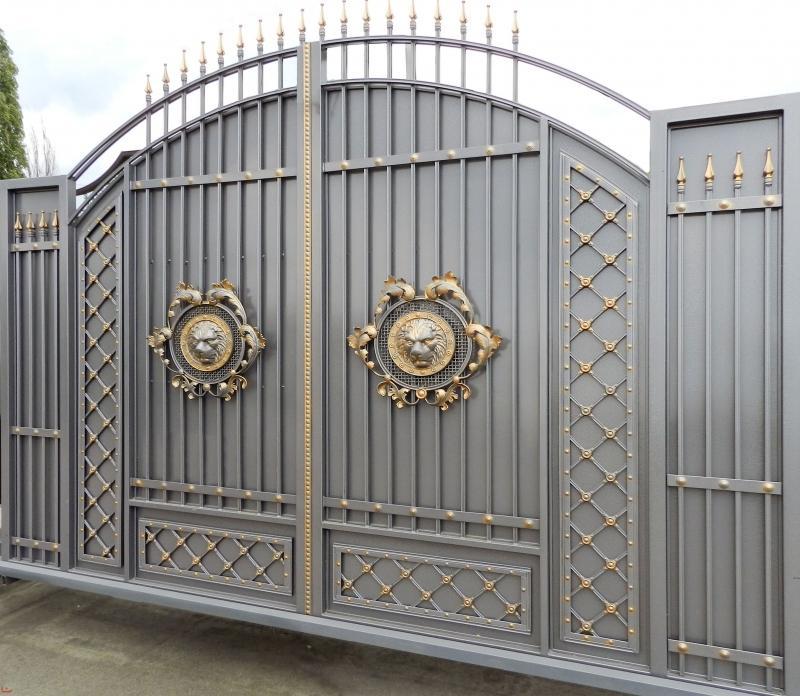 cổng đúc nam định