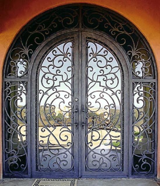 cửa sắt nghệ thuật đẹp