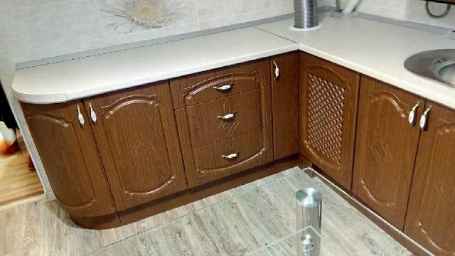 chăm sóc tủ bếp gỗ