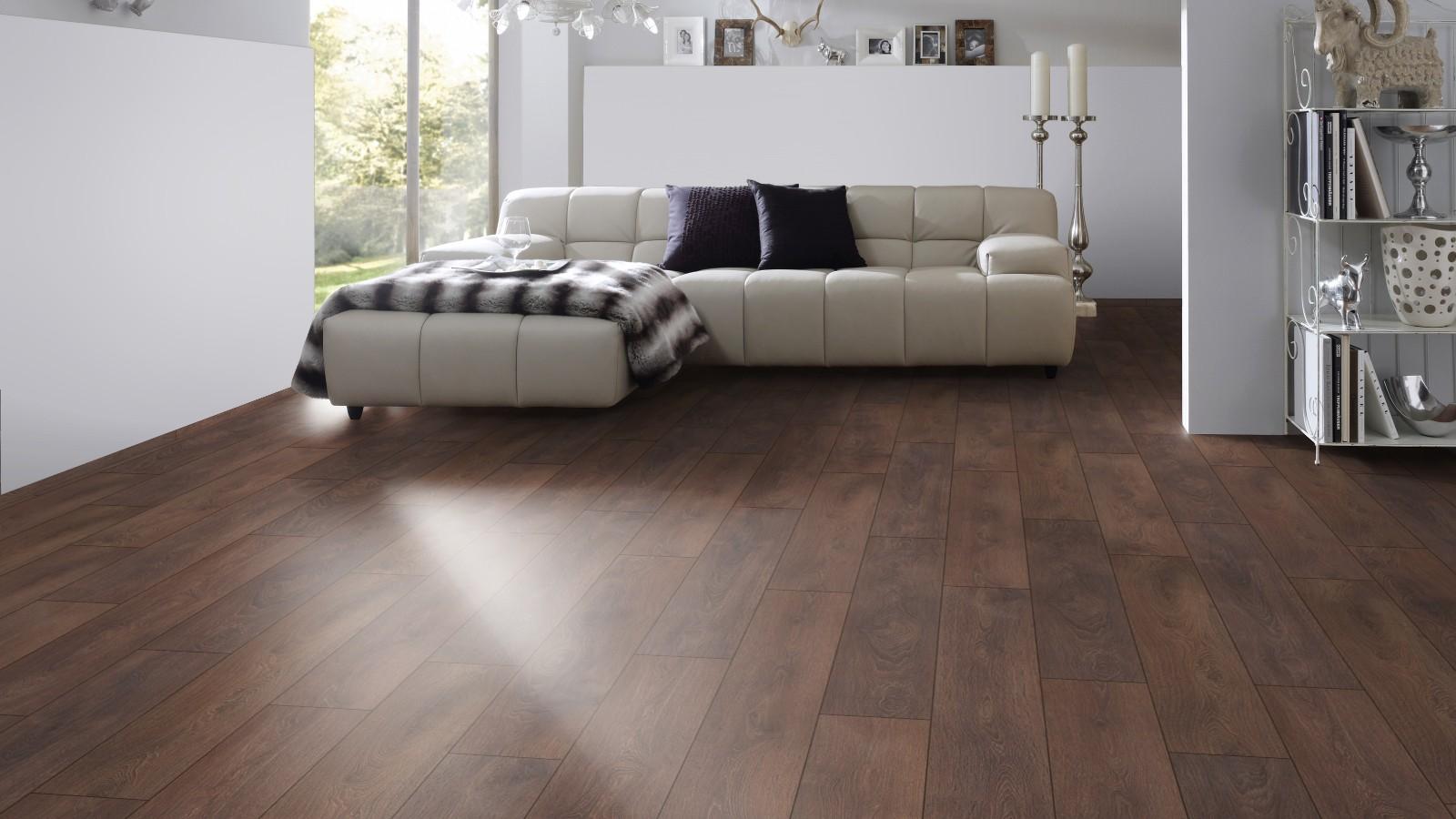sàn gỗ sang trọng