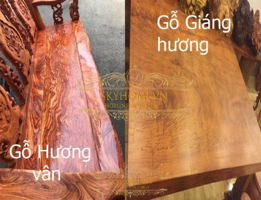 go huong la gi 1