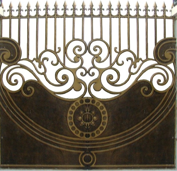 hàng rào nhôm đúc đẹp nhất