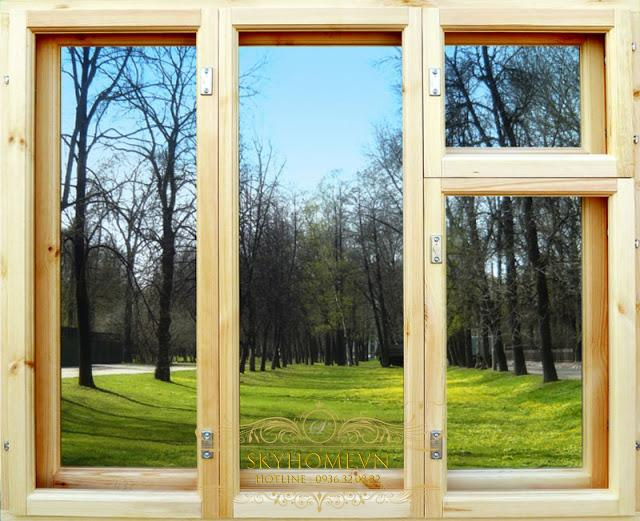 bộ khung cửa gỗ và vai trò