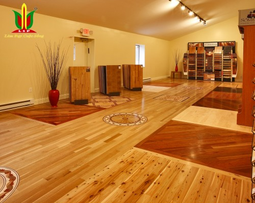 sàn gỗ tự nhiên