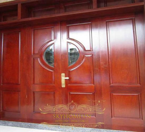 cửa gỗ tự nhiên các loại