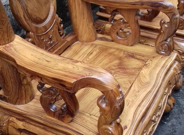 Thiết kế nội thất từ gỗ cẩm thị(skyhome.vn)