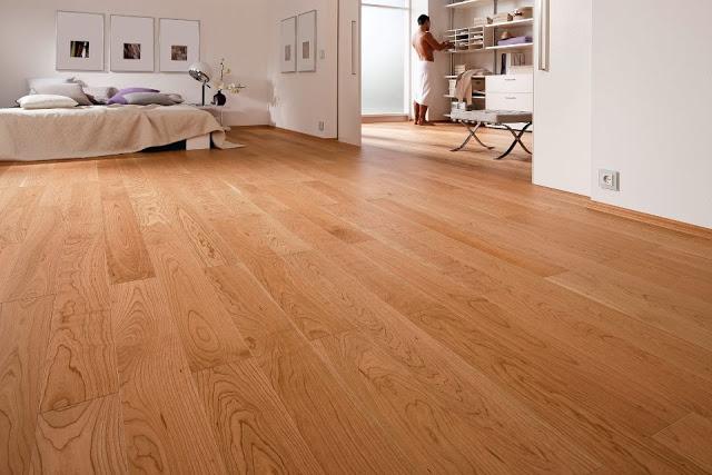 sàn gỗ pơ mu - 2