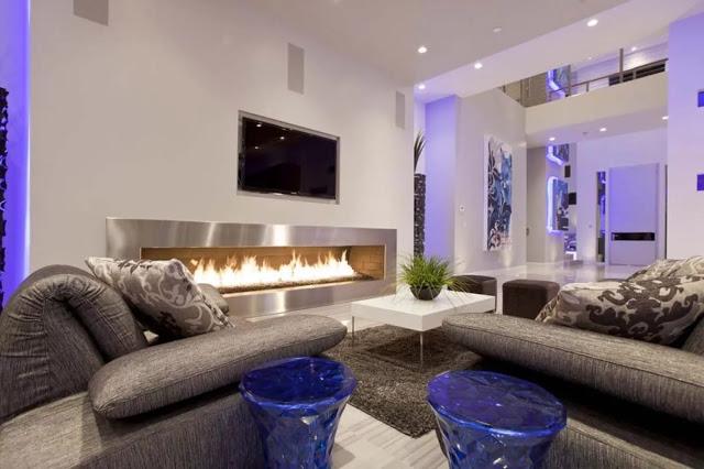 Phòng khách hiện đại - Mẫu số 2