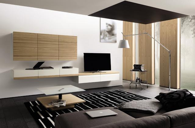 Phòng khách hiện đại - Mẫu số 4