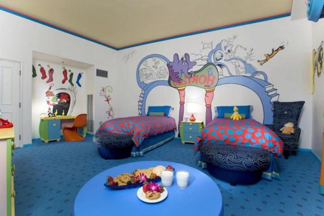 phòng ngủ bãi biển