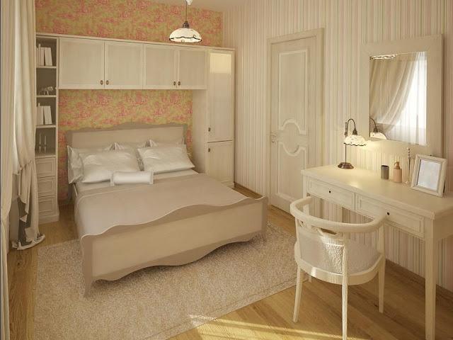 Phòng ngủ 10m2 đẹp - Mẫu số 8