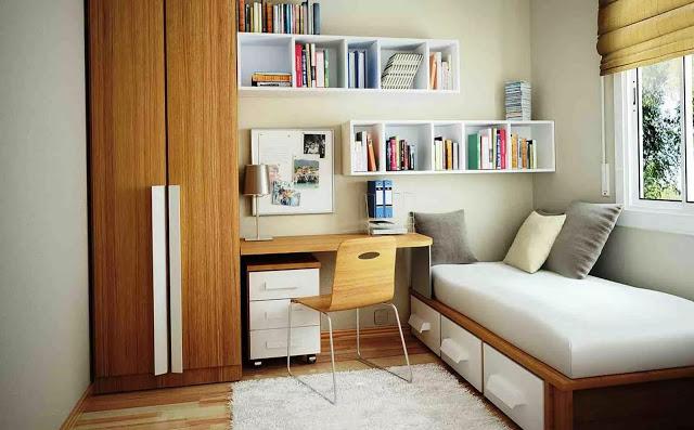 Phòng ngủ 10m2 đẹp - Mẫu số 7