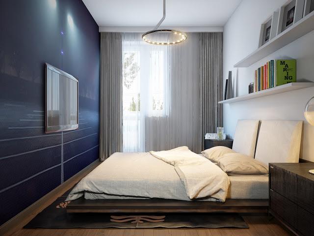 Phòng ngủ 10m2 đẹp - Mẫu số 10
