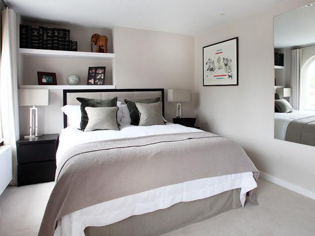Phòng ngủ 10m2 đẹp - Mẫu số 6
