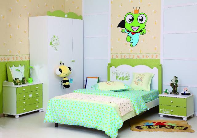 Phòng ngủ trẻ em- mẫu 1