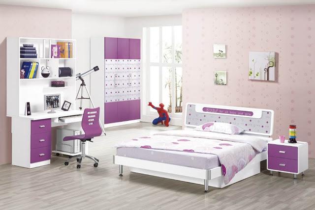 Phòng ngủ trẻ em- mẫu 2