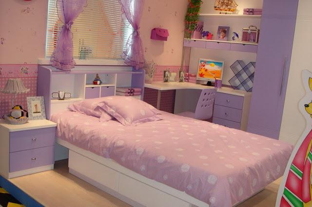 Phòng ngủ trẻ em- mẫu 3