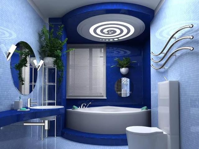 Phòng tắm cao cấp - Mẫu số 7