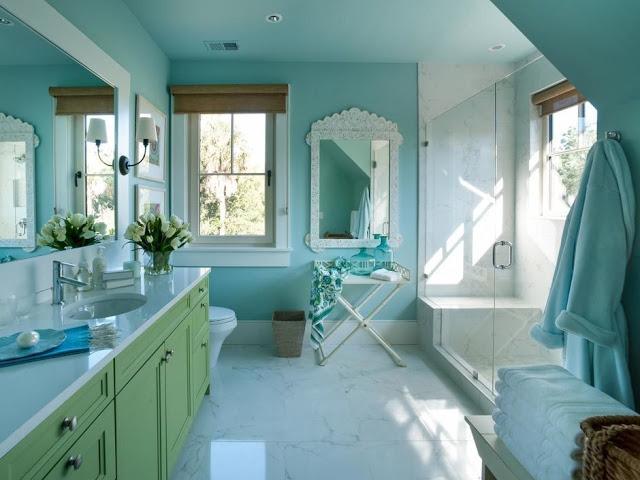 Phòng tắm cao cấp - Mẫu số 6