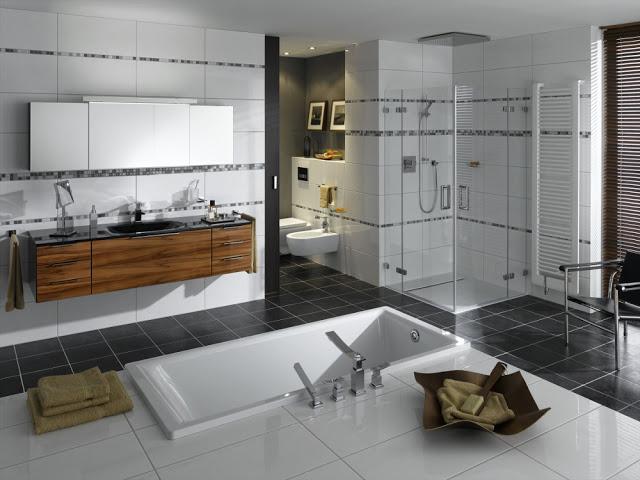 Phòng tắm cao cấp - Mẫu số 9