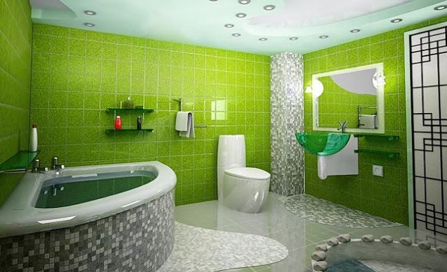 Phòng tắm cao cấp - Mẫu số 1