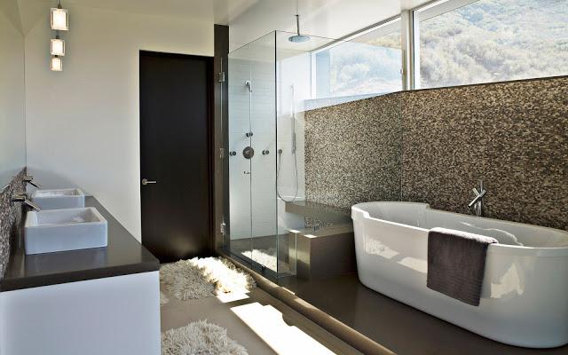 Phòng tắm cao cấp - Mẫu số 3