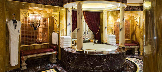 Phòng tắm cao cấp - Mẫu số 5