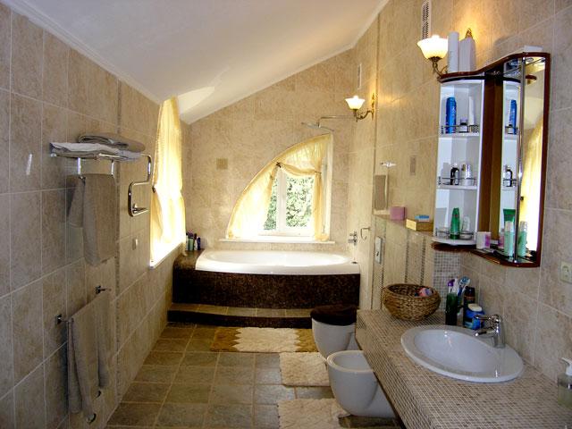 phòng tắm chung cư- mẫu 1