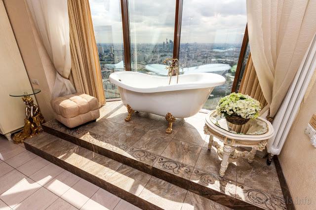 phòng tắm chung cư- mẫu 4