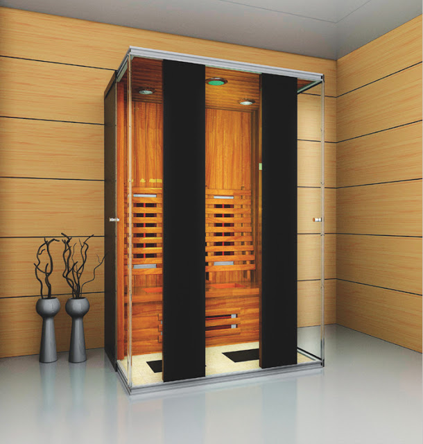 Phòng tắm xông hơi - mẫu số 4