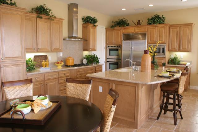 nhà bếp đẹp - mẫu số 1