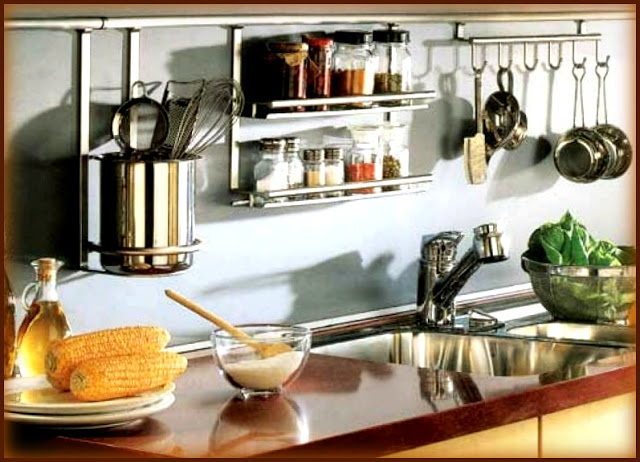 phụ kiện nhà bếp sang trọng