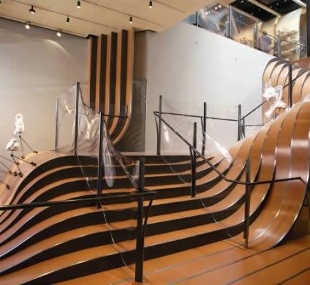 cầu thang ở New york
