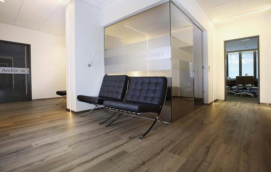sàn gỗ nội thất đẹp