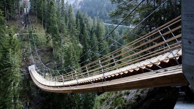 cầu thang ở thụy sĩ