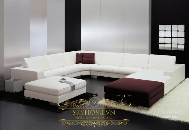 sofa gỗ đẹp