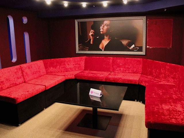 sofa karaoke đẹp